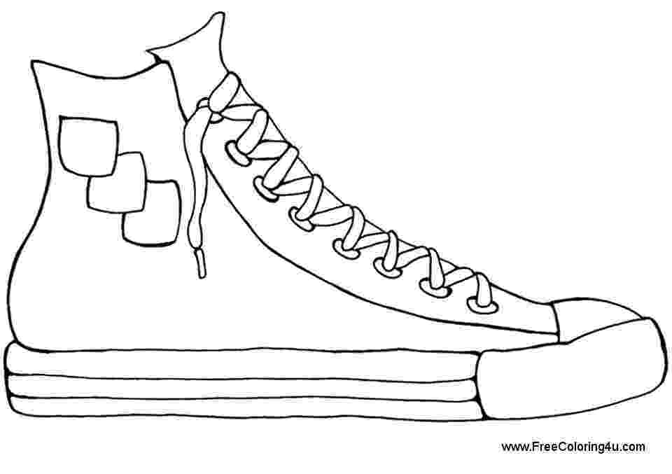 printable pictures of shoes shoes outline free download best shoes outline on pictures printable shoes of