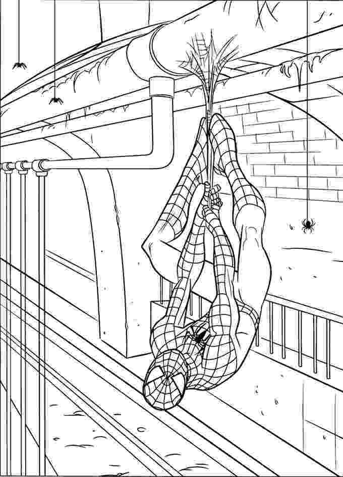 printable spiderman free printable spiderman coloring pages for kids spiderman printable 1 1