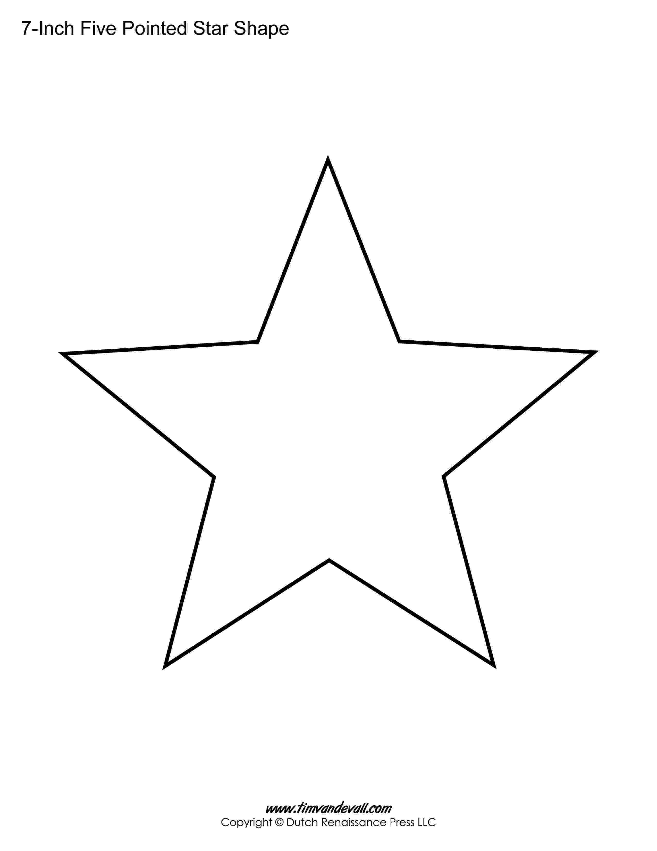 printable star free printable star templates for your art projects use star printable