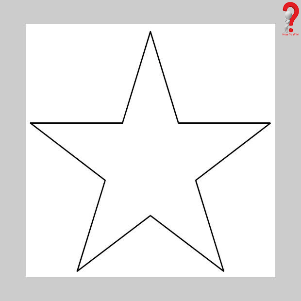 printable star large star pattern five pointed star represents the five star printable