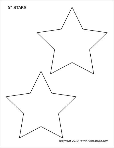 printable star pin by muse printables on printable patterns at printable star