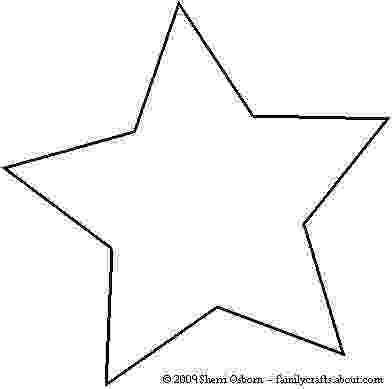 printable star star template to print large free printable happy printable star