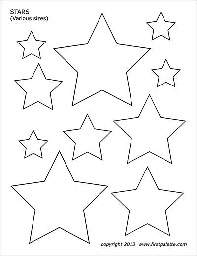 printable star stars free printable templates coloring pages printable star