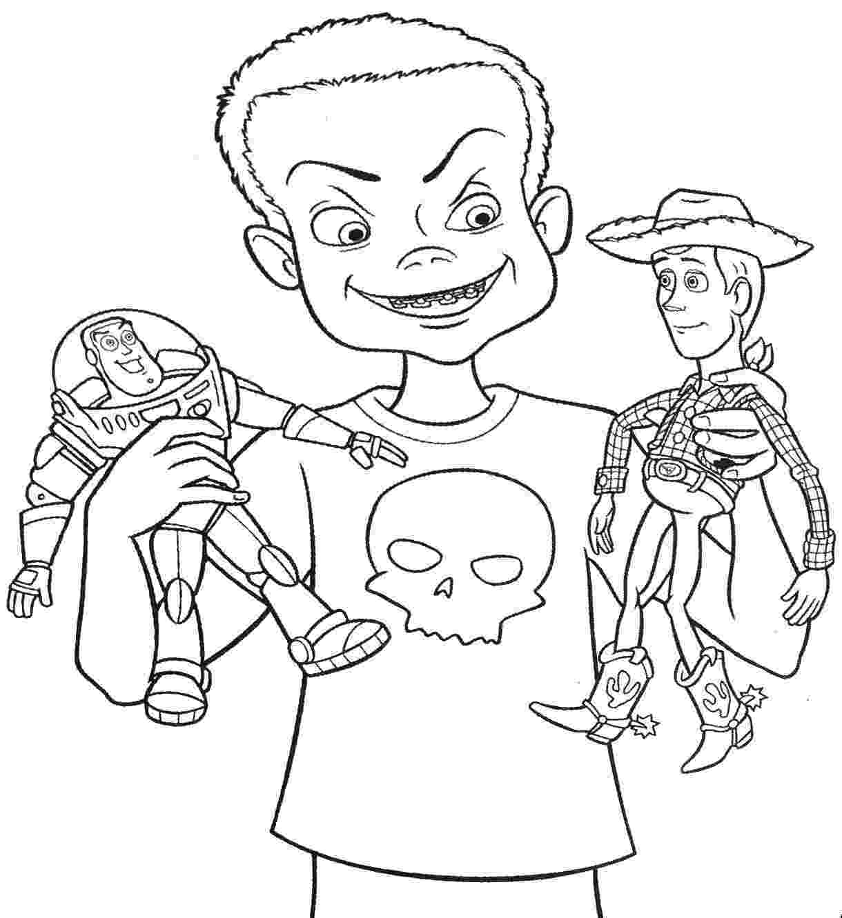 printable toy story 3 coloring pages disney toy story coloring pages getcoloringpagescom pages printable 3 story coloring toy
