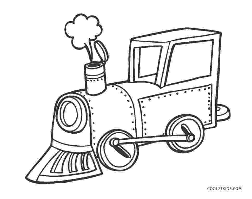 printable train coloring pages for kids trains coloring pages printable train