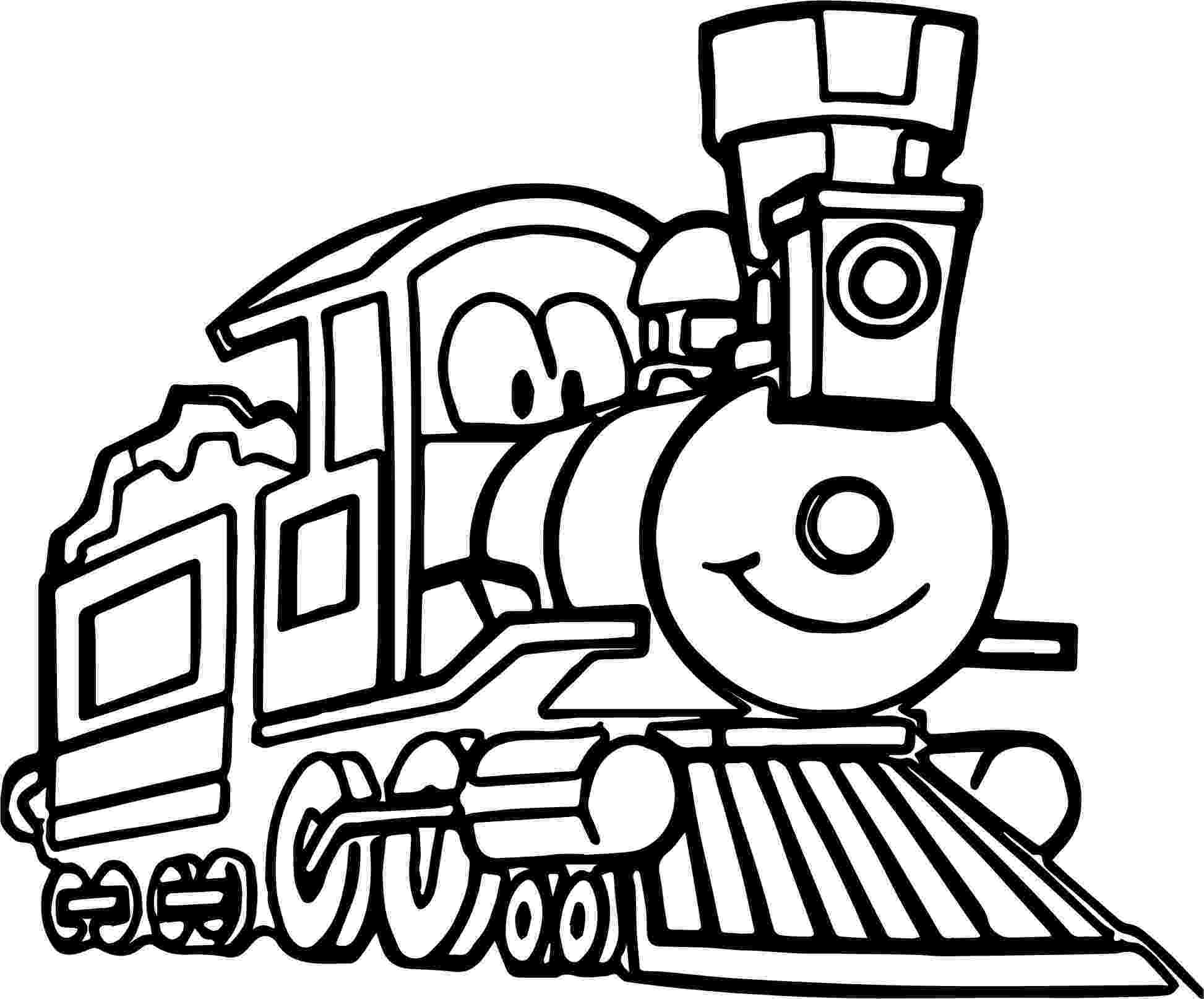 printable train free printable train coloring pages for kids cool2bkids printable train 1 1