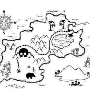 printable treasure map coloring page blank pirate treasure map tim39s printables printable coloring treasure page map