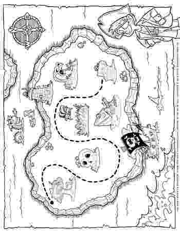 printable treasure map coloring page jake and the neverland pirates coloring pages jake and printable map coloring treasure page