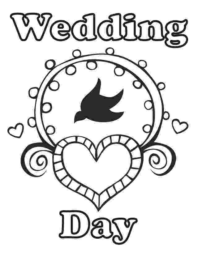 printable wedding coloring pages 17 wedding coloring pages for kids who love to dream about wedding coloring printable pages