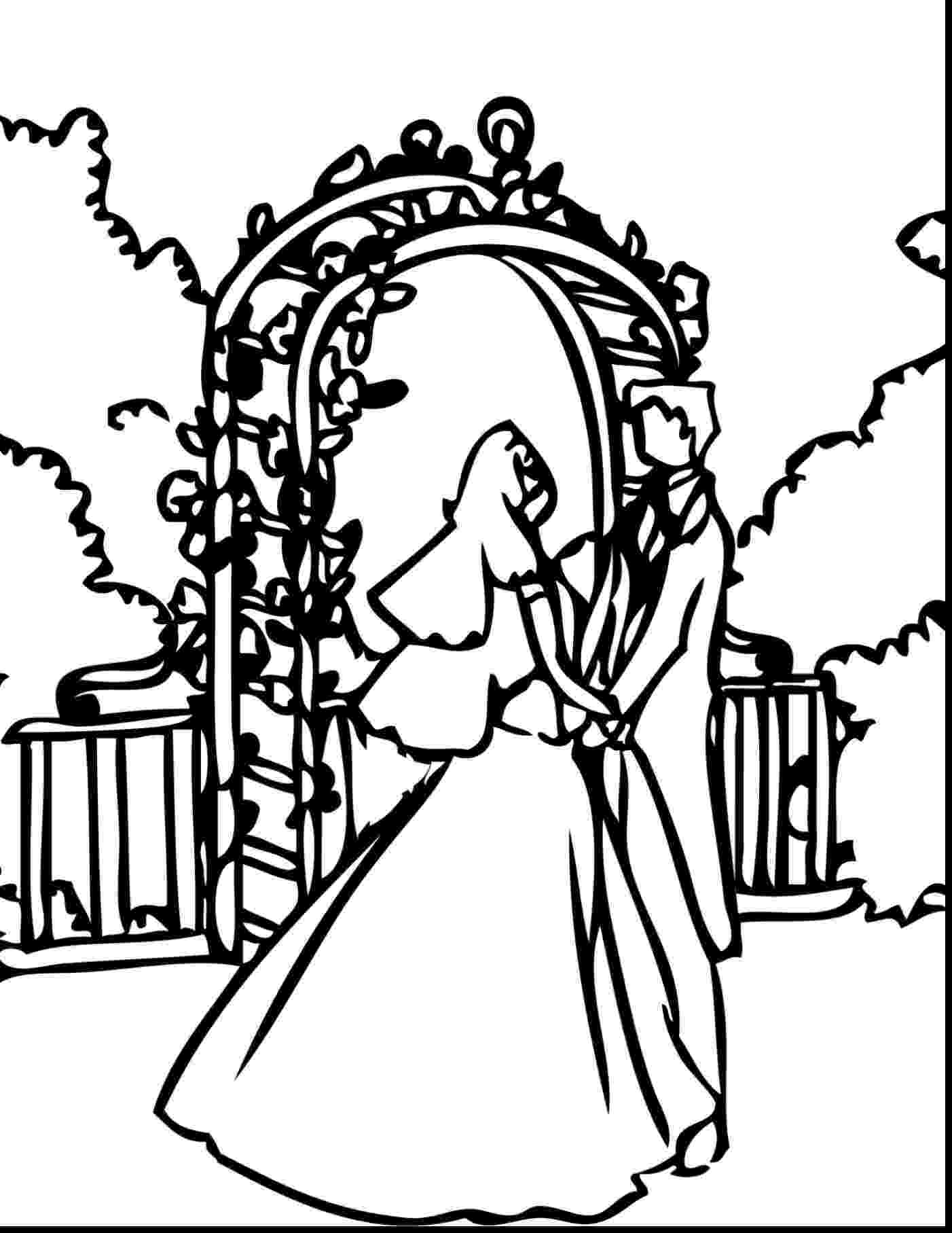 printable wedding coloring pages wedding coloring pages free printable free coloring sheets pages wedding coloring printable