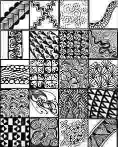 printable zentangle patterns go craft something printable patterns zentangle