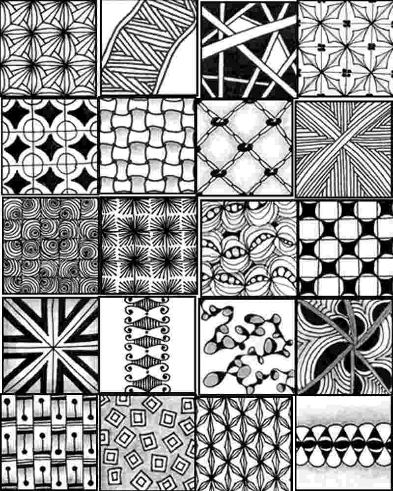 printable zentangle patterns go craft something printable zentangle patterns