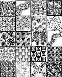 printable zentangle patterns zentangle starter sheets kate hadfield designs patterns printable zentangle