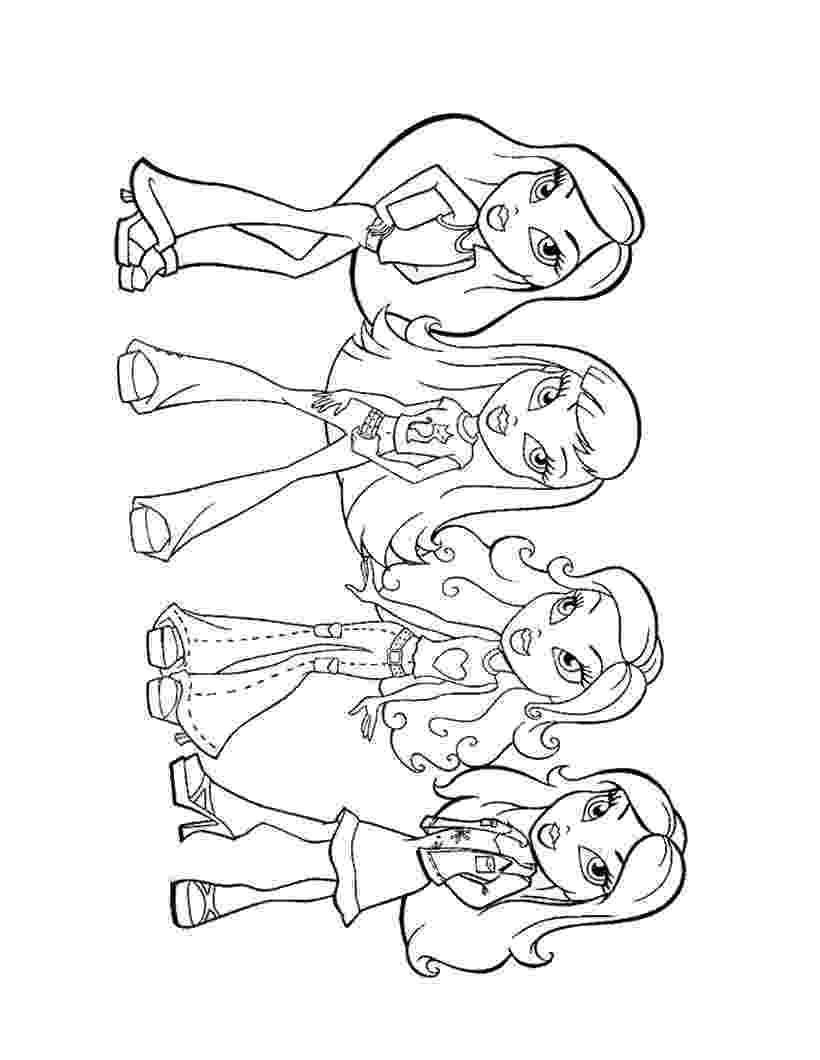 printing pages for girls pretty cure coloring pages for girls printable free pages printing for girls