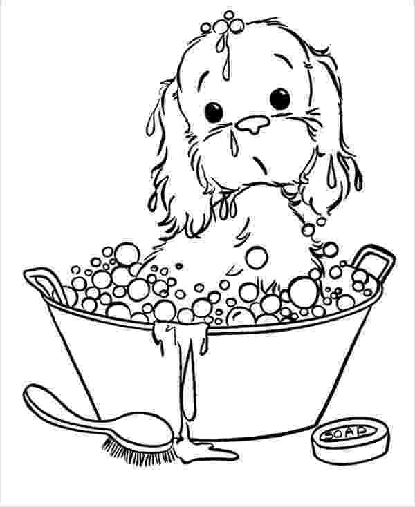puppy coloring page 9 puppy coloring pages jpg ai illustrator download page coloring puppy