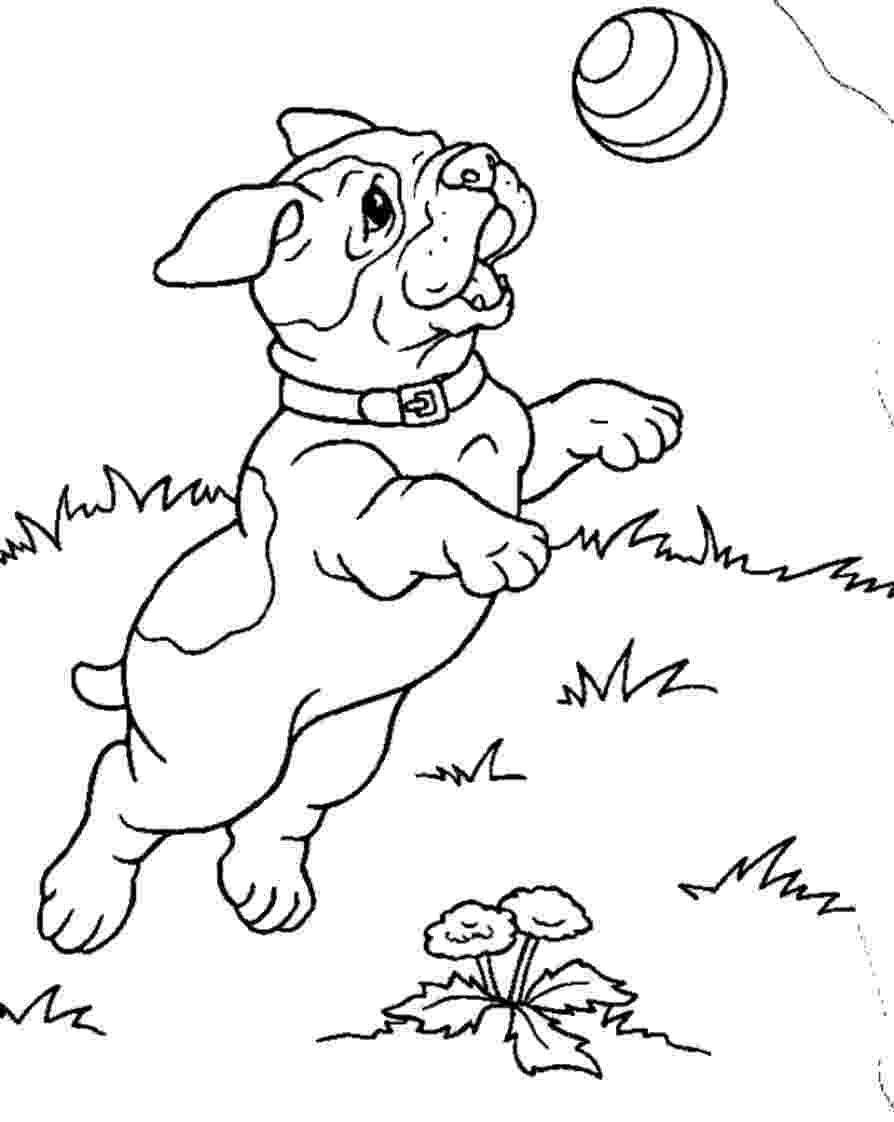 puppy coloring page free printable puppies coloring pages for kids page coloring puppy