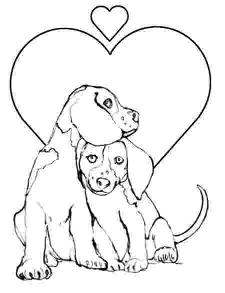 puppy coloring pages best coloring page dog dogs and puppies coloring pagesfree puppy pages coloring