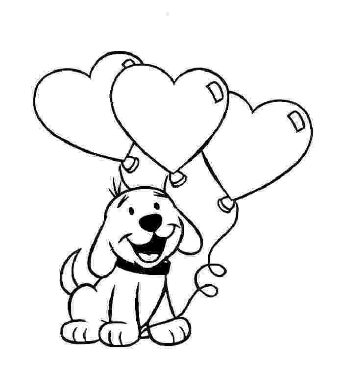 puppy coloring pages cute puppy coloring pages for kids free printable pages coloring puppy