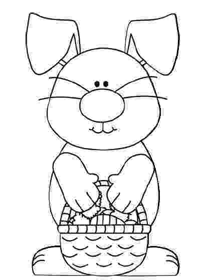 rabbit coloring pages for preschoolers easter bunny coloring page crafts and worksheets for pages preschoolers for rabbit coloring