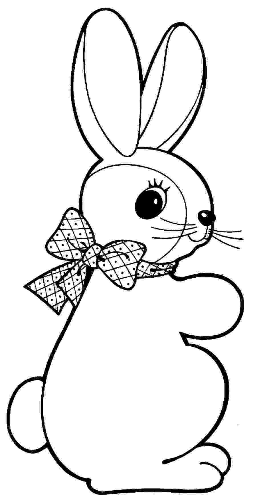 rabbit coloring pages for preschoolers kids page bunny coloring pages printable bunny coloring coloring for preschoolers rabbit pages