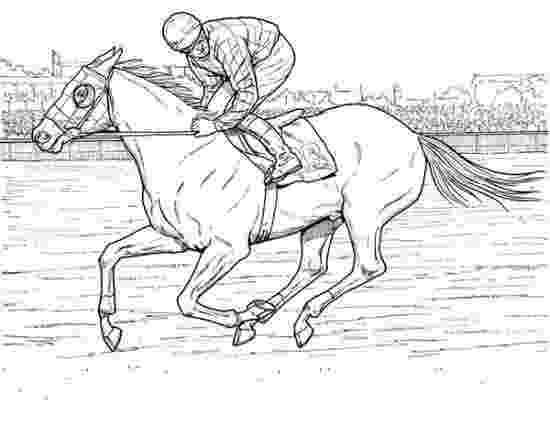 race horse coloring pages 60 best images about color horses competition on coloring pages horse race