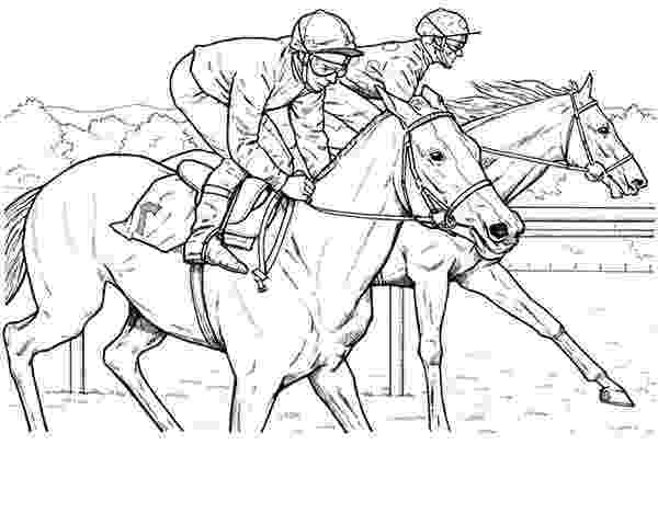 race horse coloring pages coloring pages of horses coloring pages pinterest horse horse coloring pages race