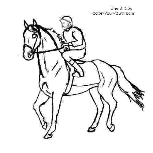 race horse coloring pages horse and cart coloring pages getcoloringpagescom pages horse race coloring