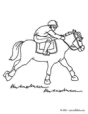 race horse coloring pages horse racing coloring pages hellokidscom coloring pages horse race