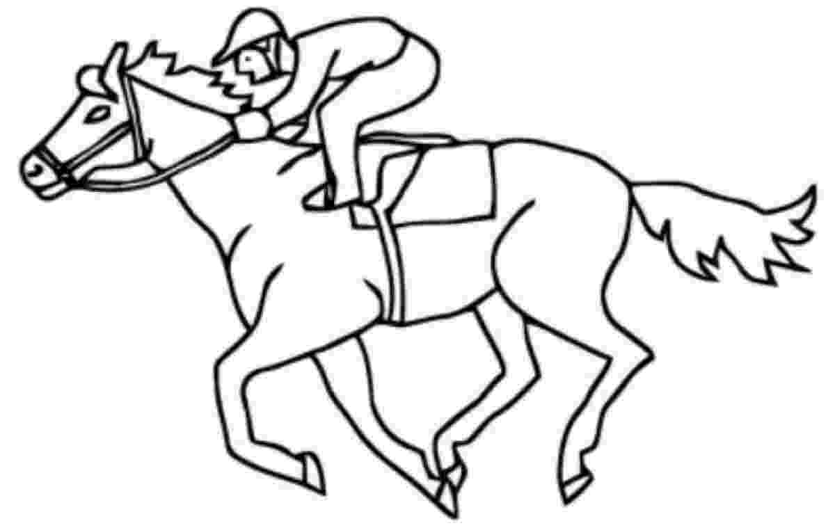race horse coloring pages race horses color pictures print coloring pages 2 1 horse coloring pages race
