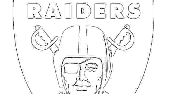 raiders coloring pages oakland raiders logo coloring page free printable raiders coloring pages