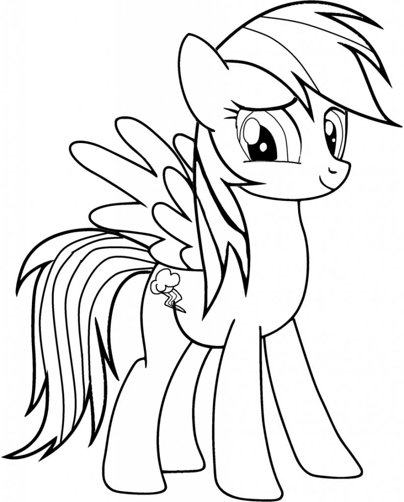 rainbow dash color page my little pony rainbow dash coloring pages printable color page rainbow dash