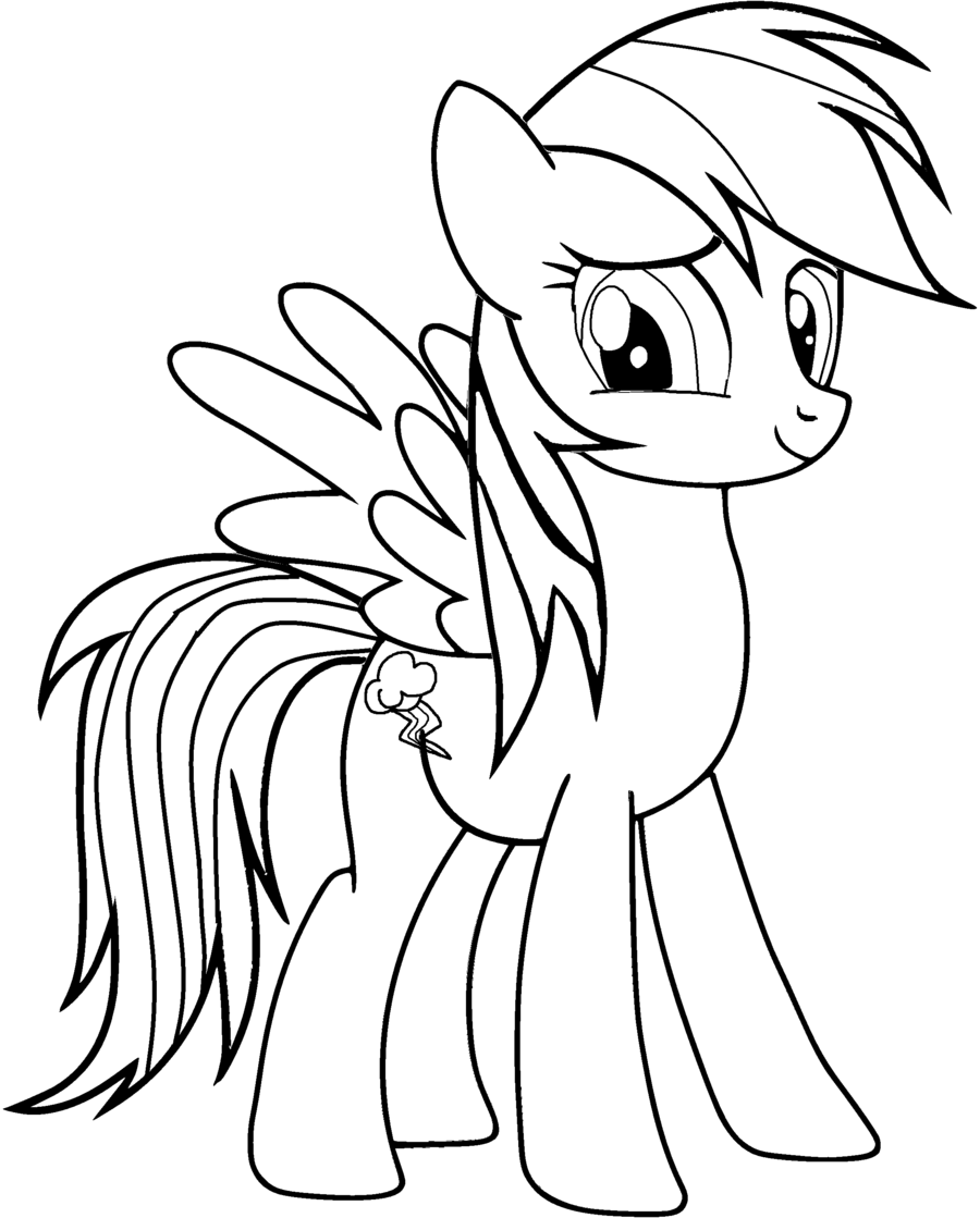 rainbow dash color page rainbow dash coloring page free printable coloring pages dash rainbow page color