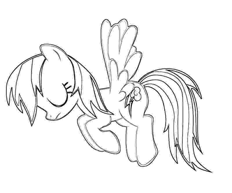 rainbow dash color page rainbow dash coloring pages best coloring pages for kids rainbow dash color page
