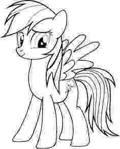 rainbow dash color page rainbow dash coloring pages best coloring pages for kids rainbow dash page color