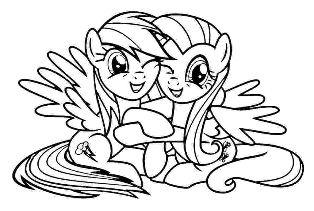 rainbow dash coloring games fluttershy and rainbow dash coloring page by sanorace on dash rainbow games coloring