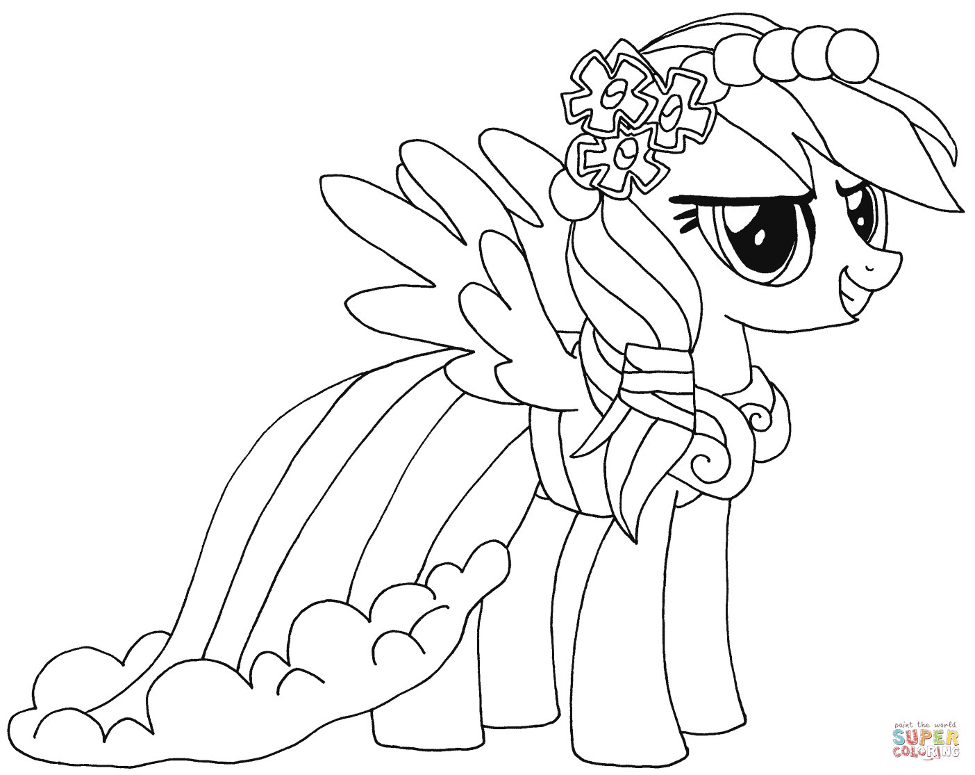 rainbow dash coloring games rainbow dash coloring pages team colors coloring games rainbow dash