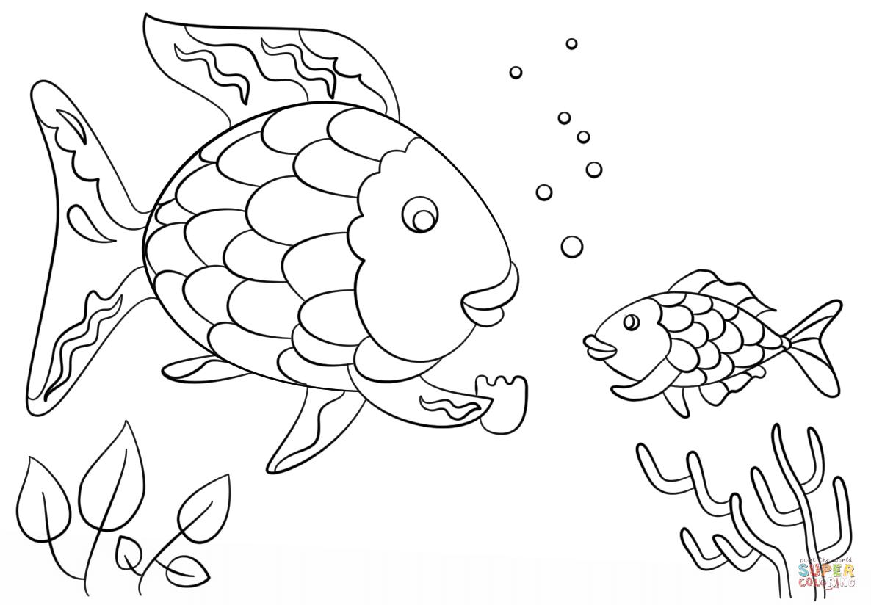 rainbow fish images free splendid design ideas rainbow fish images free coloring free rainbow images fish