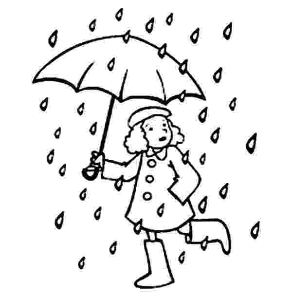 raindrop coloring page coloring pages of raindrops coloring home raindrop coloring page