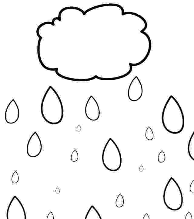 raindrop coloring page printable raindrop pattern clipart best coloring raindrop page