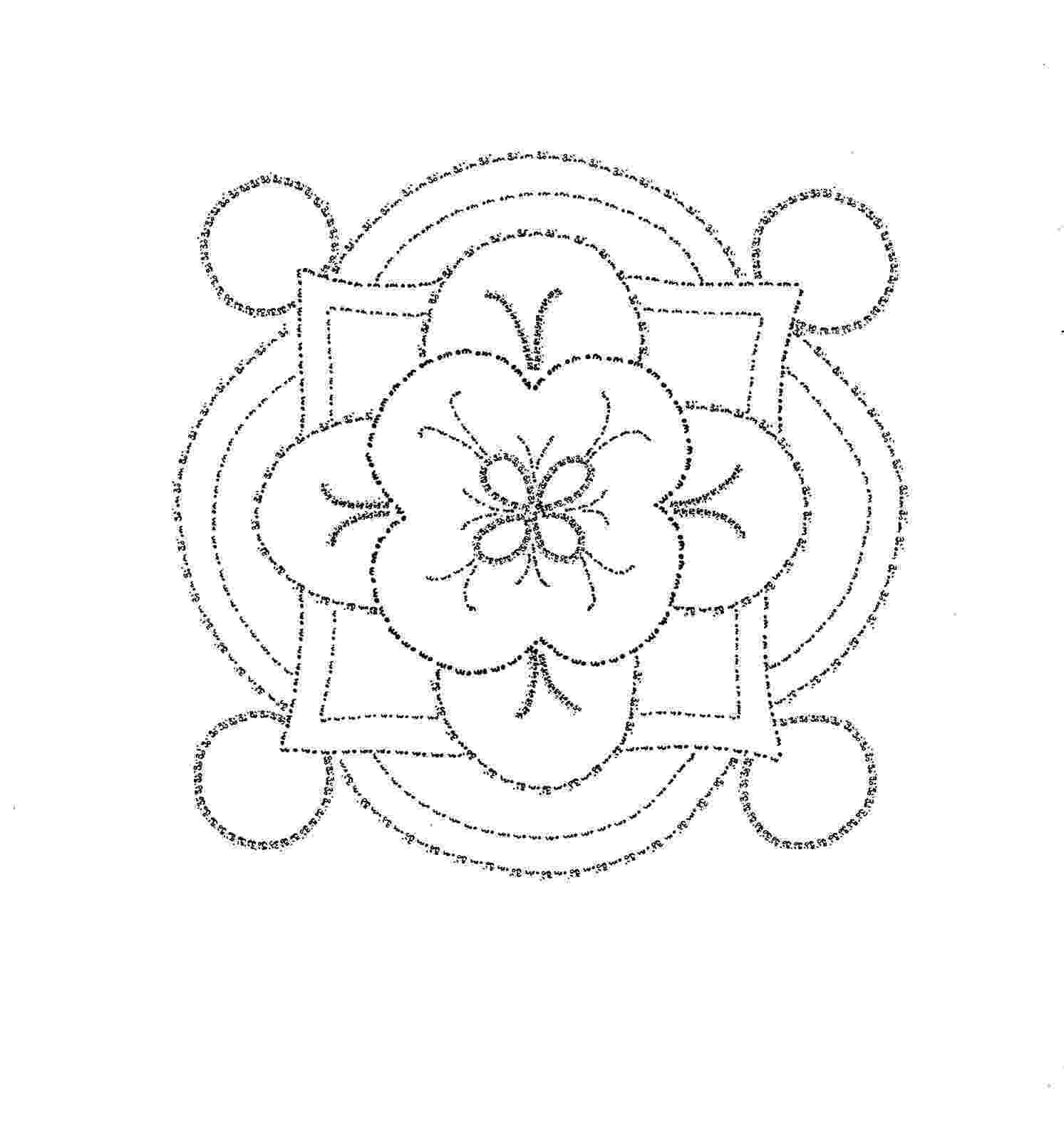 rangoli colouring pattern free printable rangoli coloring pages for kids rangoli pattern colouring 1 1