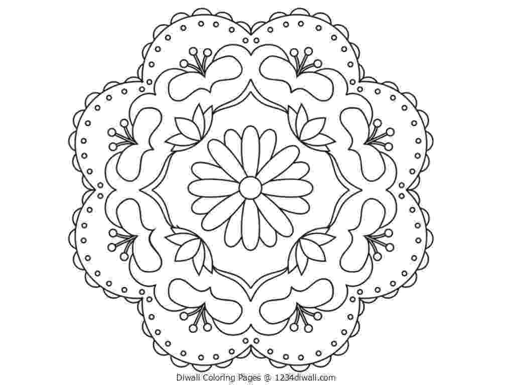 rangoli colouring pattern rangoli coloring pages to download and print for free rangoli colouring pattern