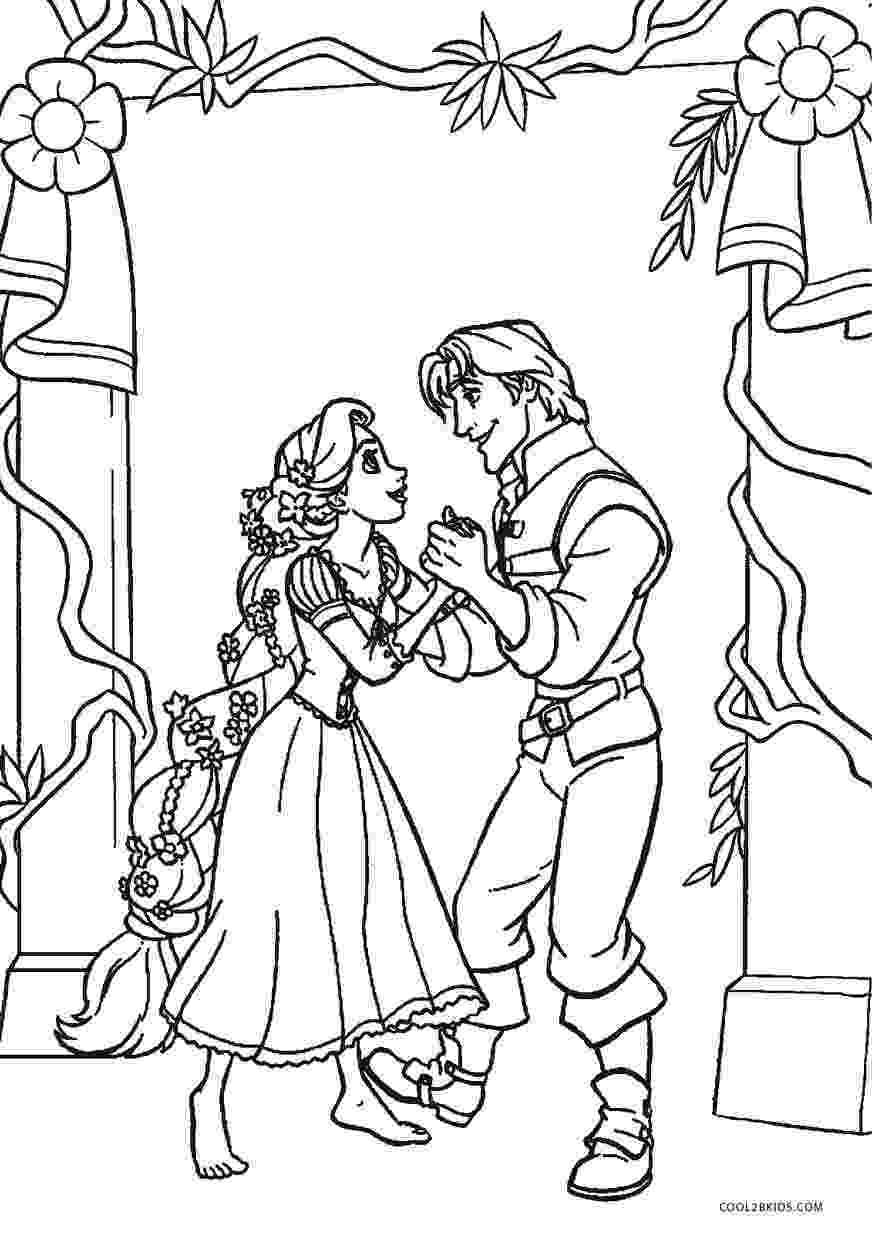 rapunzel printable coloring pages dotted line drawing at getdrawings free download rapunzel printable coloring pages