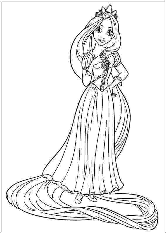 rapunzel printable coloring pages princess rapunzel tangled disney coloring pages pages coloring rapunzel printable