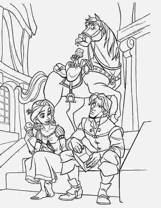 rapunzel printable coloring pages the best free rapunzel drawing images download from 540 pages printable rapunzel coloring