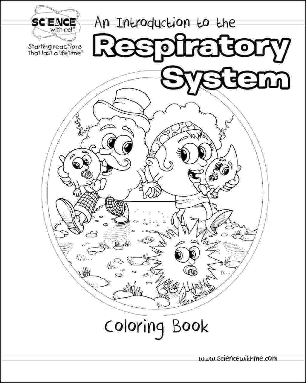 respiratory system coloring sheet respiratory system drawing at getdrawingscom free for sheet coloring respiratory system