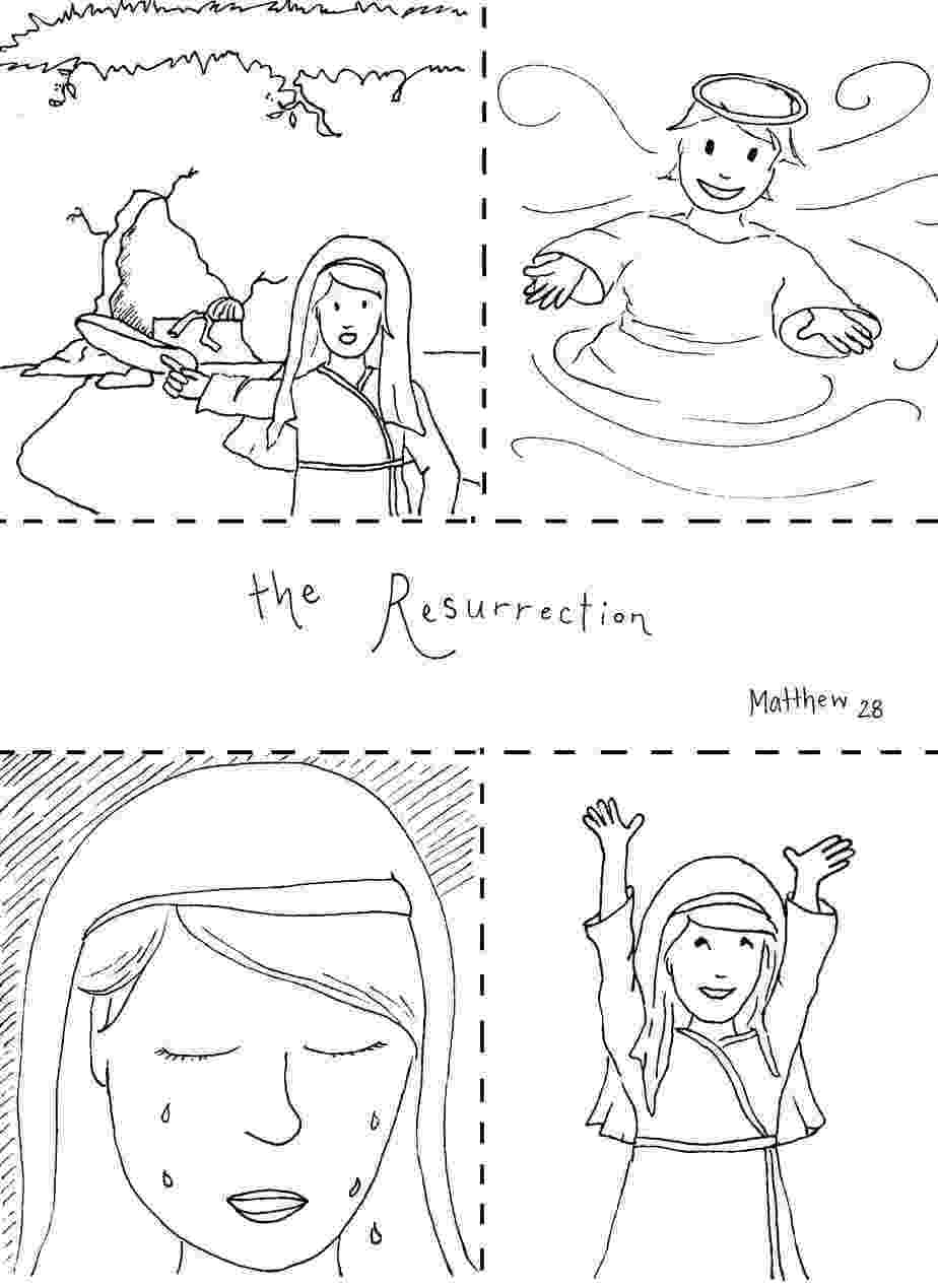 resurrection of jesus coloring pages 17 best images about catholic coloring pages for kids on of coloring resurrection jesus pages