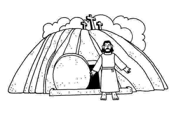 resurrection of jesus coloring pages crucify of jesus in jesus resurrection coloring page netart of coloring jesus pages resurrection