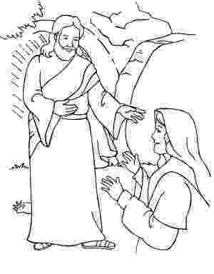 resurrection of jesus coloring pages jesus appears to the nephites resurrection pages jesus coloring of