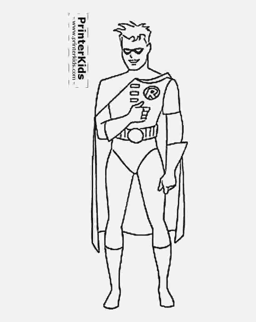 robin and batman coloring pages batman and robin coloring pages on beautiful batman coloring robin batman pages and