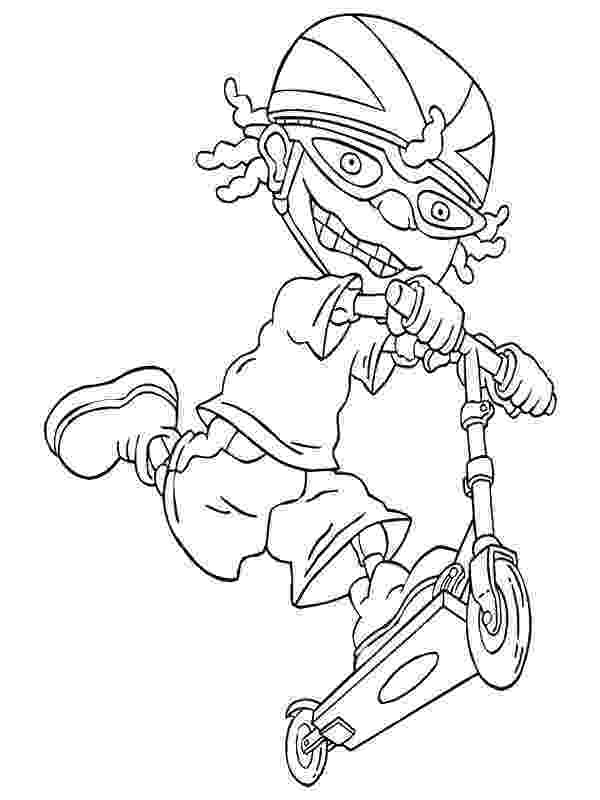 rocket power coloring pages 27 best rocket power coloring pages images on pinterest coloring pages power rocket